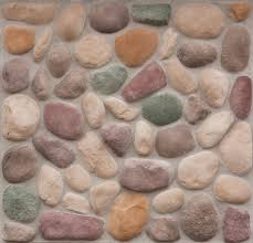northwoods river rock veneer stone for walls and fireplaces