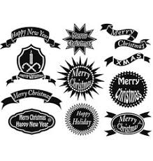 Old Fashioned Christmas Banner Vector Images Over 420