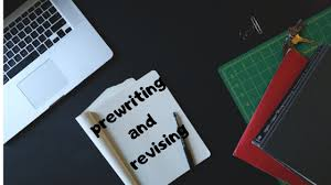 Prewriting Techniques Prewriting And Revising