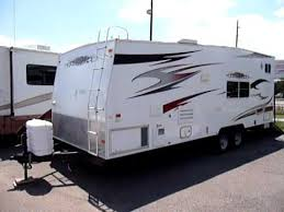 used 2006 thor vortex 257 toy hauler