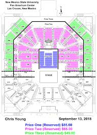 Pan Am Las Cruces Seating Chart Chris Young Losing Sleep World Tour Experience Pan Am