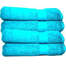 Mint Green Bath Towels