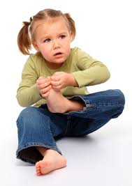 common foot problems in children what
