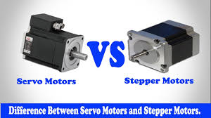 servo motor vs stepper motor difference between stepper motor and servo motor