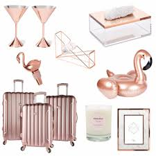 Small Picture Rose Gold Home Decor Gifts POPSUGAR Home