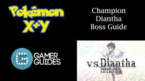 Pokemon League - The Elite Four - To the Elite Four - Main Walkthough |  Pokémon: X & Y