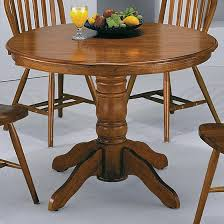 how to make a round pedestal kitchen table modern kitchen decorating 42 inch round table