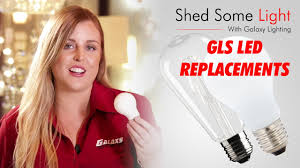 Galaxy Lighting Replacement Glass Shed Some Light Gls Led Replacement Globes