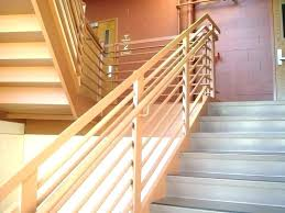 rustic handrails for stairs outdoor stair railing ideas wood home depot railings amusing indoor loft interior