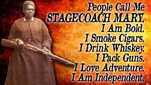 """Don't mess with """"Stagecoach Mary"""" Fields - YouTube"""
