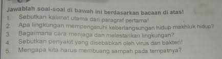 Inilah pembahasan soal dan jawaban latihan uas ukk dan pas untuk siswa kelas 10 sma smk pelajaran bahasa indonesia semester genap minggu 30 mei 2021 kunci jawaban soal latihan uts pts sejarah kelas 10 sma semester 2 soal pilihan ganda. Kunci Jawaban Lks Bahasa Indonesia Kelas 8 Halaman 25 Semester Genap Tugas Mandiri Brainly Co Id