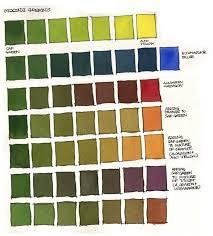 M Graham Color Chart Review M Graham Watercolor Paint Basic 5 Color Set Parka
