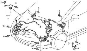 honda odyssey wiring diagram wiring diagram honda accord me a wiring diagram for the srs and abs airbag