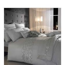 Bedroom 4 | When we win the lottery... | Pinterest | Kylie, Duvet ... & Kylie - Sequin Wave Duvet Cover Silver from Glasswells Ltd Adamdwight.com