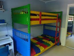 lego bunk bed