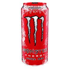 monster energy can png. Wonderful Energy MONSTER ENERGY ULTRA RED 24PACK 16OZ CANS And Monster Energy Can Png S