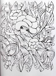Small Picture 94 best Coloring Books for Adults images on Pinterest Coloring