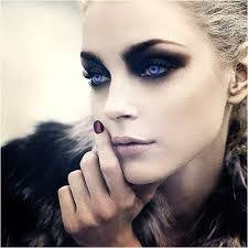 image result for y zombie makeup