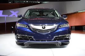 acura tlx 2015 blue. new york 2014 2015 acura tlx live shots tlx blue