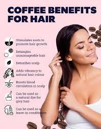coffee hair masks for healthy hair