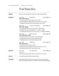 Free Resume Templates Mac Free Resume Template For Mac Simple Resume