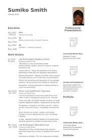 Quality Assurance Resume Objective Best Of Quality Control Resume 24 Assurance Sample Techtrontechnologies