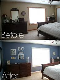 Budget Master Bedroom Makeover Before U0026 After