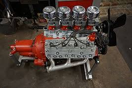 ford flathead v8 engine another view