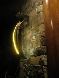 custom exterior led wall sconce designed by terry ohm for phoenix day led exterior
