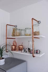 Mira Mirror Interior Diy Kupferrohr Regal Zum Selberbauen Ideen