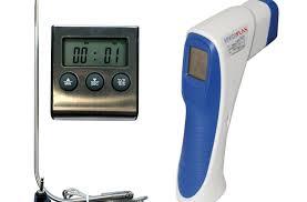 Quelle Est La Différence Entre Thermomètre Professionnel Et Sonde De