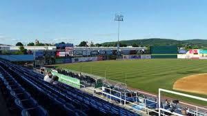 Nyseg Stadium Section 109 Home Of Binghamton Mets