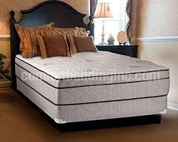 queen size mattress. Fine Queen Dreamy Rest Pillow Top Euro Top Queen Size Mattress And Box Spring Set Inside