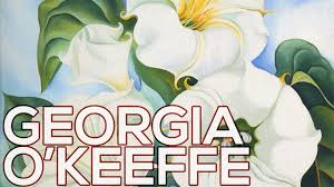 georgia o keeffe a collection of 294 paintings hd
