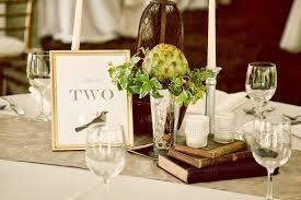 creative ideas wedding centerpieces with books