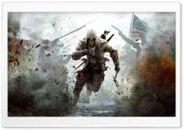 in s creed 3 connor free running hd wide wallpaper for 4k uhd widescreen desktop smartphone