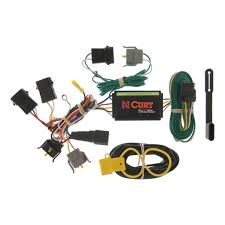 curt manufacturing curt custom wiring harness 55366 part 55366 a