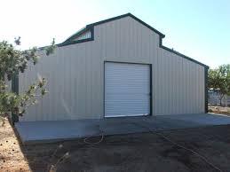 steel metal american barn prefab building kit work