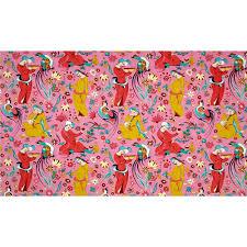 Amy Butler Home Decor Fabric Amy Butler Eternal Sunshine Home Decor Sateen Midday Social Rose