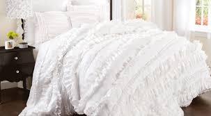 bedding set white duvet wonderful white fluffy bedding dekbedovertrek margaret muir gwyn white nieuwe collectie