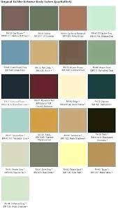 Valspar Exterior Paint Colors Garden Colour Chart Colours