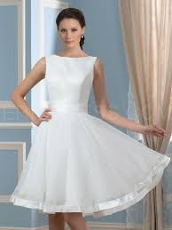 discount nwd138 fashionable of bride back hollow out bow short