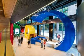google tokyo office. Google Office Desk. Office-designer-office Furniture -contemporary-funky- Tokyo