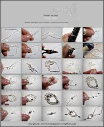 Wire Wrap Jewelry Patterns Simple Inspiration Design