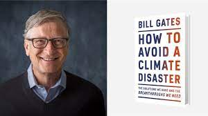 How to Avoid a Climate Disaster by BILL GATES (Book) | Release Date - 16th  Feb 2021 - YouTube