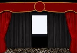 saaria home theater multiple aspect ratio curtain setup with remote control curtain track you