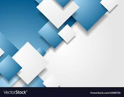 Brochure Background Design Abstract Tech Geometric Brochure Background Vector Image