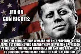 2nd Amendment Quotes Amazing Kennedy Quotes On Minute Men And The 48nd Amendment