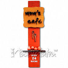 Kitchen Wall Hanging Buy Decorative Kitchen Wall Hanging Moms Cafe Art Online In