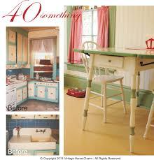 1940 Kitchen Decor 40 Something A 1940 39 S Kitchen Make Over Vintage Home Charm